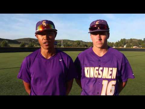 Baseball Post Game - March 31, 2016