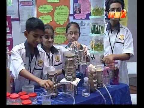 tamil news RTM TV2 Science Fair