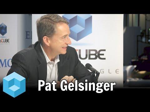Pat Gelsinger - EMC World 2015 - theCUBE - #EMCWorld
