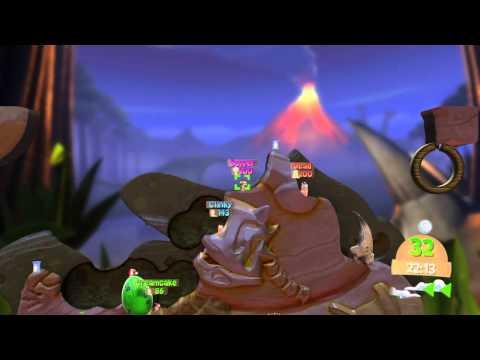 Tutorial worms battlegrounds: Armas 2x01