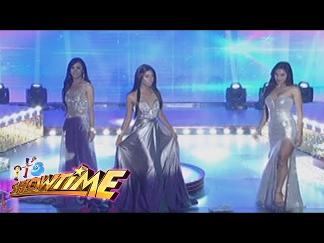 It's Showtime Miss Q & A: New Miss Q & A Candidates vie for the title