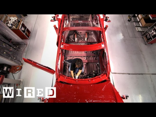 How Tesla Builds Electric Cars | Tesla Motors Part 2 ...
