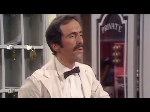 Manuel Mans the Phones - Fawlty Towers - BBC