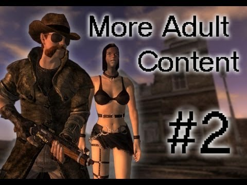 Fallout New Vegas Mods: More Adult Content - Part 2 video