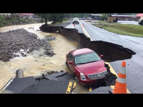 At least 20 dead in West Virginia flooding
