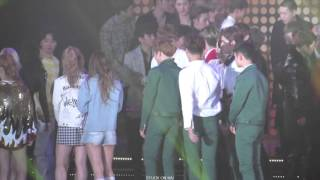 Seulkai moments @ SMA 2016