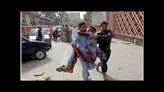 Isis war against the Taliban: Suicide bombers strike in Afghanistan