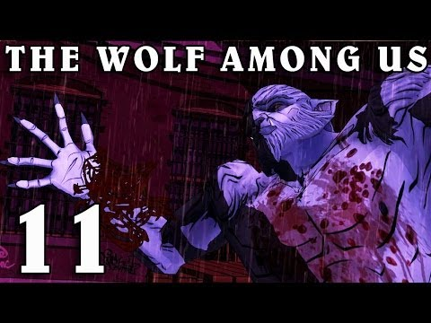 The Wolf Among Us [11] - Episode 3 - Ending video