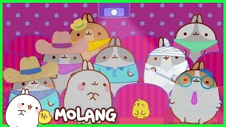 Molang - The movie | Cartoon for kids