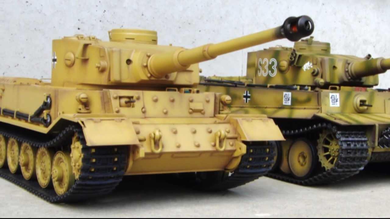 1 16 Rc Tank Porsche Tige Tamiya Dmd Mf タミヤ フルオペ Vk4501 P Tiger P Elefant Youtube