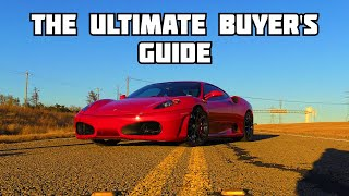 Ferrari F430 buyers guide