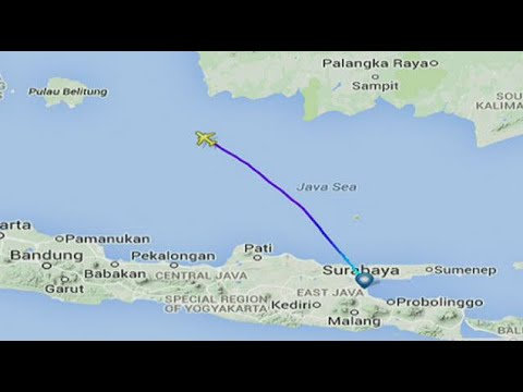 AirAsia sobre vuelo QZ8501: Piloto pide cambio de ruta