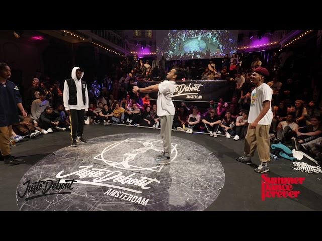 Final Hiphop - Juste Debout Holland 2018