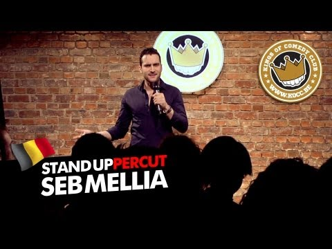 Seb MELLIA au Stand UPpercut