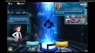 How to get Gems and Advanced Myst Ticket as VIP 0 Pokeland Legends/Monster Manual