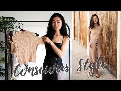 Effortless Chic Style   Kaméa's Green Closet