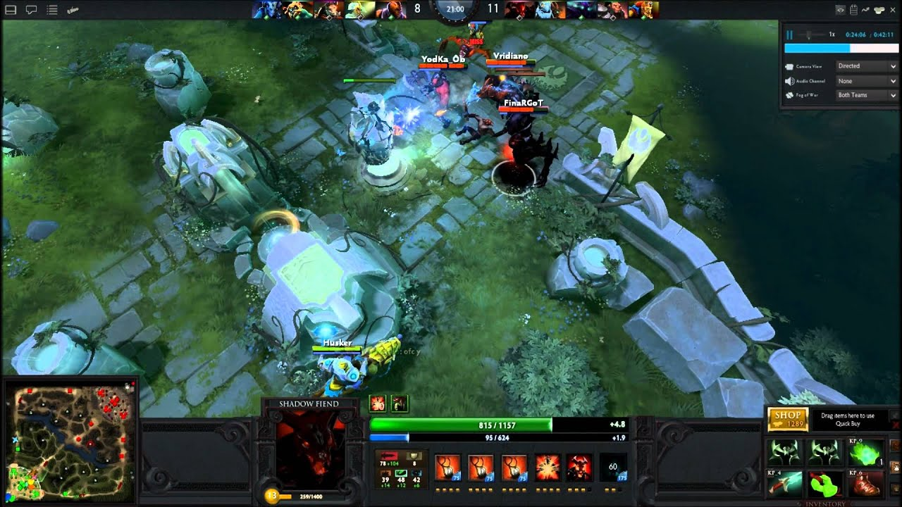 how to find vsync on windows 10 dota 2