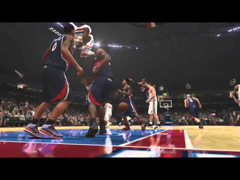 NBA 2K14 - Dunk Action Replay