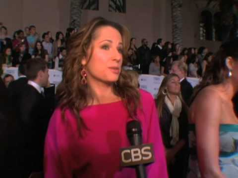 PCA Red Carpet Interview - Paula Marshall Video