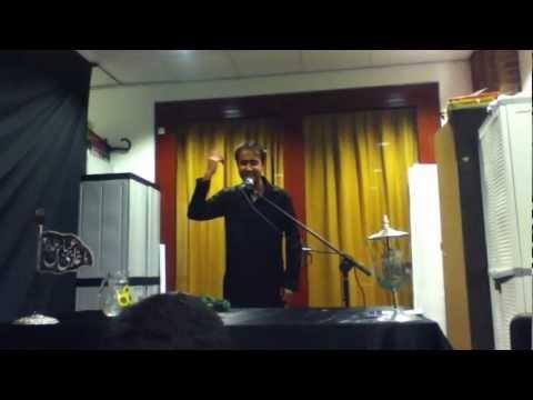 Zakir Daniyal Raza - QBH Netherlands - 2 Muharram 1434/2012