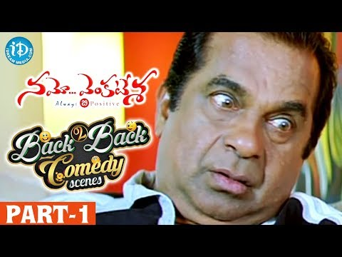 Namo Venkatesa Movie Back to Back Comedy P1 - Venkatesh Brahmanandam...