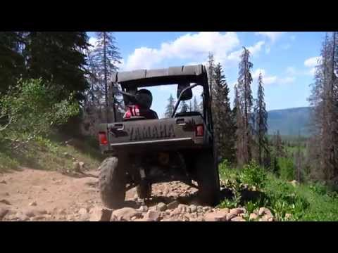 Fisher's ATV World - Madness in the Mountains Event in UT with Warn, Part 2 (FULL)