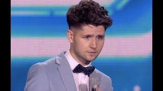Russell Jones Takes On A Fool In Love | Six Chair Challenge | The X Factor UK 2017