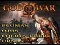 Guia de God of War 2 Ubicación de Plumas de Fenix / Ojos de Gorgonas / Urnas / Cofres de Urbe