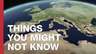 The Bizarre Plan to Drain the Mediterranean: Atlantropa