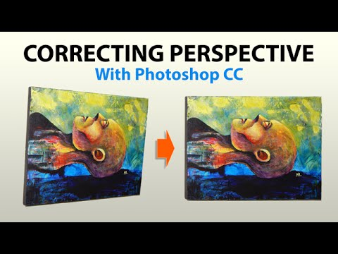 Correcting Perspective with Photoshop CC