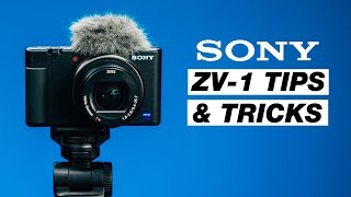 Sony ZV-1 Tutorial - 7 Tips & Tricks for Shooting GREAT Video!