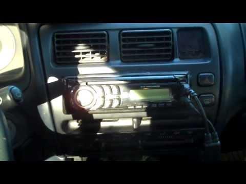Radio removal/install toyota corolla