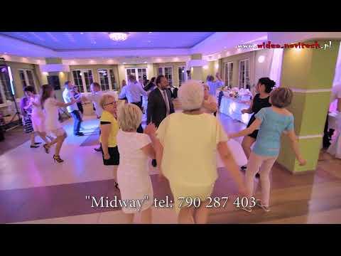 Zabawa Weselna 2017- Zespół Midway