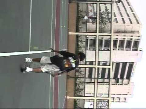 テニス 三和テニスアカデミー 懐かしの映像