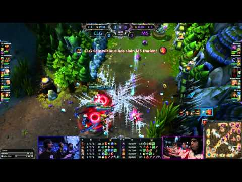 IEM Hanover Semifinals CLG vs M5 Game 2 Music Videos