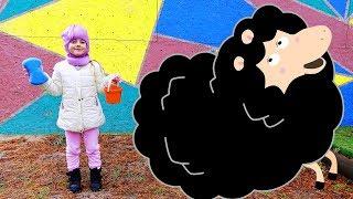 Baa Baa Black Sheep Nursery Rhymes & Kids Songs