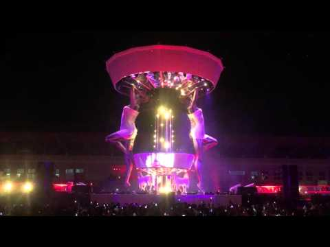 Opening - Sensation 'Welcome to the Pleasuredome', Hyderabad, India 2016