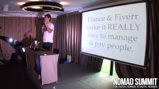 Sean Lee: How to Make $1K/Day Selling Videos Online - Nomad Summit Chiang Mai 2015