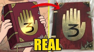 Download Lagu El diario REAL de Gravity Falls | 5 cosas reales de caricaturas | T mas Gratis STAFABAND