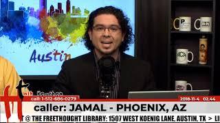 Real vs Fake Prayers | Jamal - Phoenix, AZ | Talk Heathen 02.44