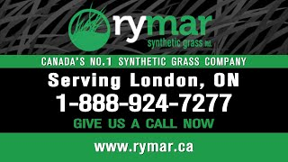[London Synthetic Turf Artificial Sports Field Grass Tiles In...] Video