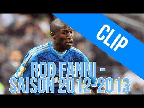 Clip Officiel Rod Fanni : Saison 2012-2013 - Clip by Massilia Fans Club