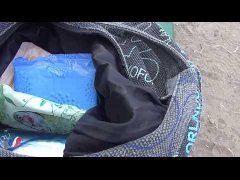 VLog: Что у меня в сумке? Niagara Falls.  Вопросы ответы