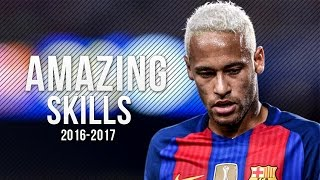 Neymar Jr ● Amazing Skill Show ● 2016/2017 HD
