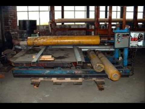 Pallet Stretch Wrapper IPM Model 4875, Up To 60