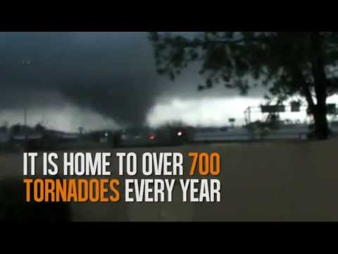 Science & Technology: 3 Things To Know About Tornado Alley