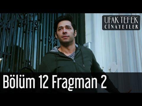 Ufak Tefek Cinayetler 12. Bölüm 2. Fragman