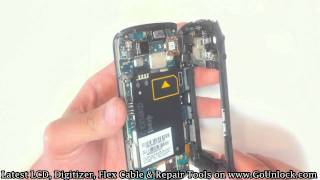 Blackberry Torch 9850/ 9860 Screen Disassemble/Take Apart/Repair Video Guide