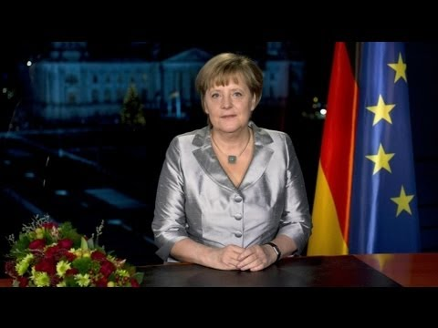 euronews the network - Angela Merkel: the power-Frau enigma