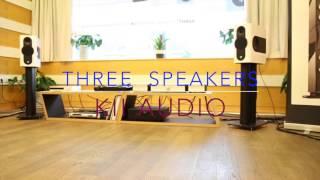 Download Lagu Kii Audio Three speakers Gratis STAFABAND